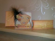 3d mask card box & gift box