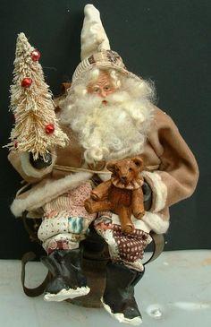 ~ Gorgeous Santa ~ ....By Kim Sweet ~