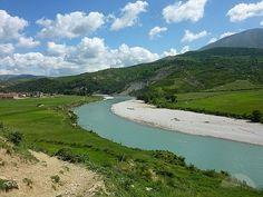 albanian countryside, tirana