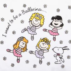 Today is World Ballet Day. Classic Comics, Classic Cartoons, World Ballet Day, Lucy Van Pelt, Winnie The Poo, Snoopy Comics, Classic Cartoon Characters, Snoopy Quotes, Snoopy Love