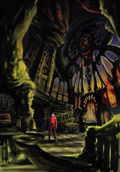 Castle Interior from Devil May Cry
