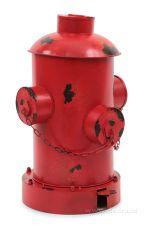 HYDRANT odpadkový kôš Kos, Fire, Retro, Design, Retro Illustration, Aries, Blackbird