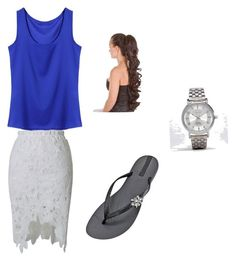 """Night out"" by sami-cardinals on Polyvore featuring Chicwish, IPANEMA and Breda"