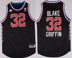... 2015 NBA Western All-Stars 32 Blake Griffin Revolution 30 Swingman  Black Jersey Amazon.com Utah Jazz 4 Adrian Dantley ... a4ce2b32f