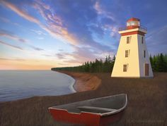 Cape Bear Light