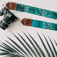 Camera Photography, Photography Ideas, Dslr Camera Straps, Monday Blues, Gopro, Bohemian, Belt, Embroidery, Personalized Items