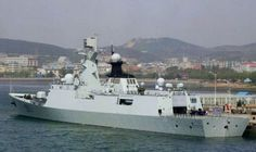 Because of vessels like this Chinese Naval type 054A Frigate - The U.S. Navy Will Add Nine New Ships in 2017