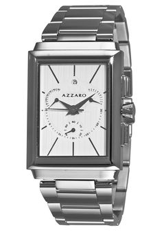 Price:$291.00 #watches Azzaro AZ2061.13AM.000, Azzaro watches are designed in the purest Swiss Watch-making tradition with a blend of charm and seduction. The watches recapture the spirit of Loris Azzaro, for whom audacity had to go hand in hand with precision.
