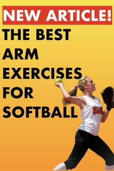 Learn great tips and drills you can use immediately. players need proper strength and conditioning, as well as arm strengthening exercises to reach their throwing velocity potential. Softball Dugout, Softball Pitching Drills, Softball Workouts, Softball Bows, Softball Coach, Softball Shirts, Softball Catcher, Girls Softball, Fastpitch Softball