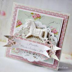 beautiful card by Romantyczny ILS