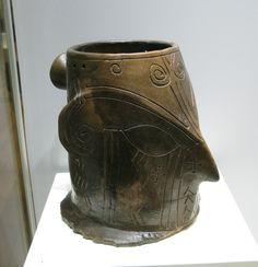 Neolithic figure, Kapitan Andreevo (Bulgaria), 6th milenium BC