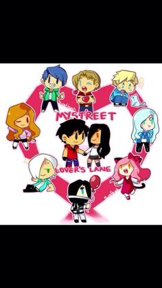 OK IVE BEEN WATCHING MYSTREET FOR LIKE A MONTH NOW BC OF MY FRIENDS AND IVE BEEN FANGURLIN LIKE CRAZY!