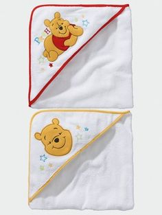 Winnie the pooh towels from Littlewoods