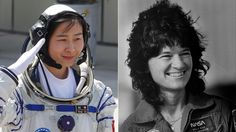 Today the First Female Astronaut From China Is in Space