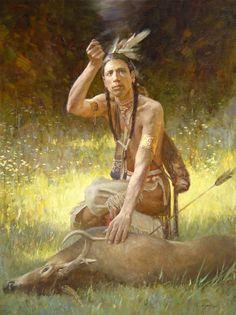 Deer Hunter - Z.S. Liang