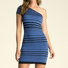 Bebe Stripe Dress Size P/S - NWT 🆕 Brand new, never worn, no damage.   👍 Smoke-free, pet-free household.   🚫 No trades/swaps!  🚫 No holds!  🚫 No low-balling!  🚫 No PayPal!   ✔ Reasonable offers welcomed! Please use the offer button so I know you are serious about the item! I will not respond to price negotiations via comments.  ✔ I love bundling! Not only will you get ONE shipping fee, I will also discount your combined total! Please ask me in the comments!  😜 Happy poshing! 😜 bebe…