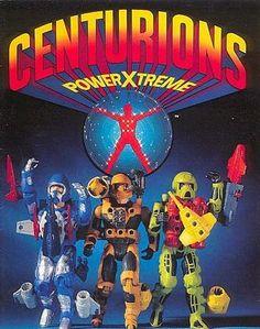 centurions+cartoon | ... Articulation - Your Local Retro Classic Source: The Centurion Mantra