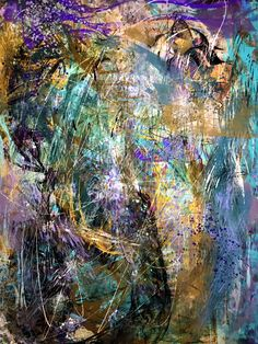 Abstract art by Jimarieart