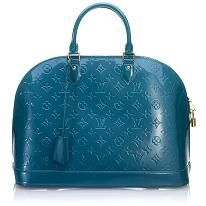 Louis Vuitton Alma! Love the color!! <3
