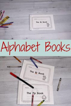 Alphabet letter books and sight word books can be used to teach so many different beginning reading skills. We have used these alphabet books to teach letter recognition, beginning sounds, sight words, beginning reading strategies, and writing! The sight words get more difficult as the books progress. These printable letter books and sight word books for kindergarten can be easily differentiated. Read our blog to find out exactly how we taught them! #letterbooks #printablesightwordbooks Alphabet Coloring Pages, Alphabet Worksheets, Alphabet Activities, Teaching Letters, Learning The Alphabet, Learning Spanish, Sight Words Printables, Printable Letters, Book Letters