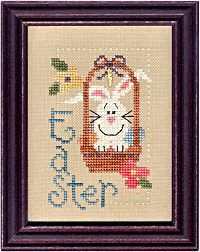 Easter Flip-It model from Lizzie Kate Counted Cross Stitch Designs Counted Cross Stitch Patterns, Cross Stitch Designs, Cross Stitch Embroidery, Cross Your Fingers, Lizzie Kate, Easter Cross, Leaflets, Easter Decor, Months In A Year