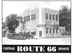 Carthage Missouri Route 66 - Bing Images
