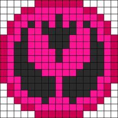 Pokémon Fairy Energy bead pattern