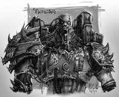 Marius Vairosean Sketch by slaine69