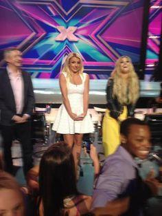 [Junio 9, Kansas City] Britney Spears ~ X-Factor (Britney ya esta ahí) -