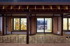 House in Yeoju : House for Reunion | studio_GAON; Photo: Youngchae Park | Archinect