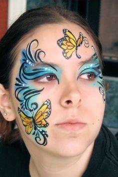so pretty, cute butterfly's