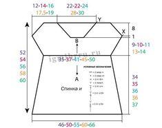 Top aux rangs colorés orné de motifs carrés Tops pour l'été , avec leurs grilles gratuites !