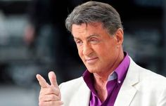 Sylvester Stallone at Cannes Film Festival Sylvester Stallone, Rocky Balboa, Richest Actors, Cannes Film Festival 2014, Rambo, Celebrity Memes, Michael B Jordan, The Expendables, Latest Tops