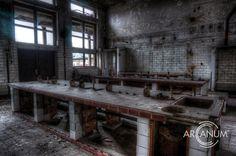 arcanum. urban exploration.: The Laboratory - Abandoned Pharmaceutical Company