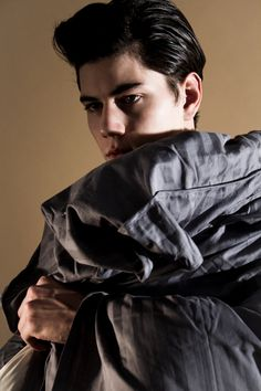 Simone Nobili for Maison Martin Margiela with H  http://theflamboyantblog.wordpress.com/2012/11/10/flamboyant-presents-maison-martin-margiela-with-hm/