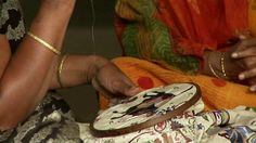 """This is a trailer for """"Threads"""", a documentary film about the life and art of self-taught Bangladeshi artist Surayia Rahman. Surayia helped hundreds of women to escape poverty by creating exquisite art and teaching the women to bring it to life through Nakshi Kantha embroidery."""