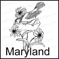 Maryland Rubber Stamp