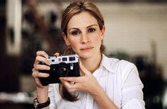 Julia Roberts: I like the characters that Julia chooses to play, particularly in Pretty Woman and Mona Lisa's Smile.  To me, both of those roles shed light into peoples lives that someone not living them would never truly get the chance to understand.  I value taking the time to understand others that are different from myself.