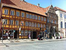 Aalborg - Wikipedia, the free encyclopedia Aalborg, Parks, Hotels, Mansions, House Styles, City, Free, Denmark, Monuments