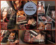 L'Oreal Ombres Haarfarben – Wild und Color