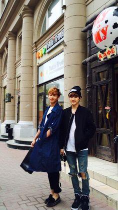 BANGTAN_ Min Yoongi & V