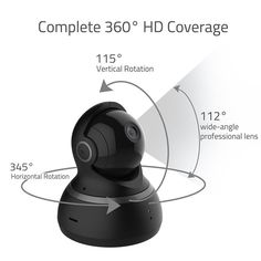 Yi Dome Camera goes after the smart home security market