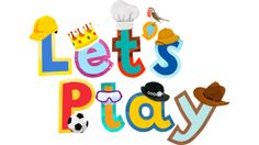 Let's Play - CBeebies - BBC