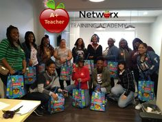 Child care teacher training at Networx Training Academy