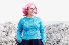 Beautiful Projects - from the Rhinebeck Sweater — Ysolda