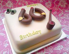 Unique Birthday Cakes For Men | 60th+birthday+cakes+for+men+ideas