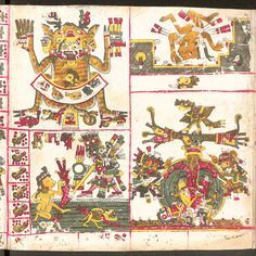 Codex Borgia (Messicano Borgiano)