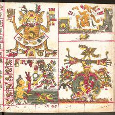 Codex Borgia (Messicano Borgiano)
