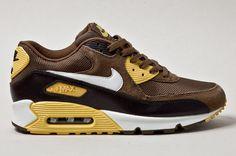 Nike Air Max 90 Essential-Mighty Hawks #sneakers #kicks