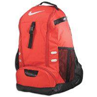 Nike Baseball Backpack - Red